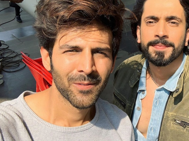 Pati Patni Aur Woh: Sunny Singh Joins His 'Sonu Ke Titu Ki Sweety' Co-star Kartik Aaryan In Film