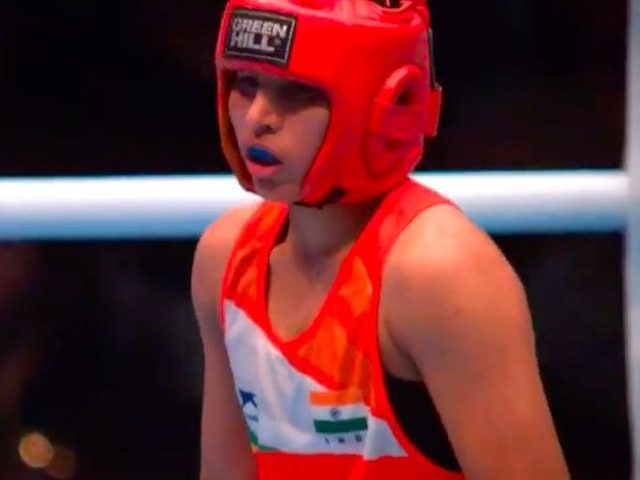 Women's World Boxing Championships 2019 Finals: Manju Rani Loses To Russian Ekaterina Paltceva