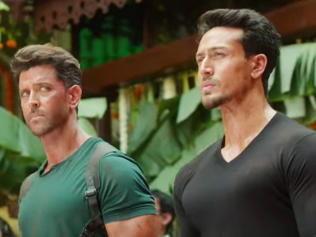 'War' Box Office Collection: Hrithik Roshan-Tiger Shroff starrer crosses Rs 300 Cr in India, Becomes 8th film to enter the 300 Crore club!