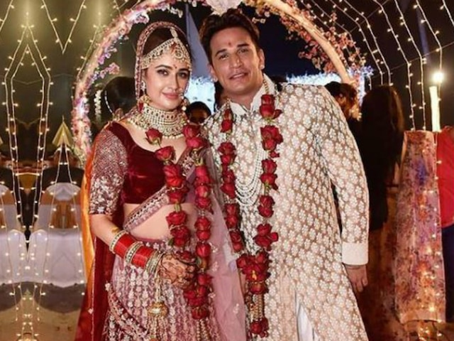 'Nach Baliye 9' Couple Prince Narula & Yuvika Chaudhary Wish Each Other On First Wedding Anniversary With Adorable Messages! Watch Videos!