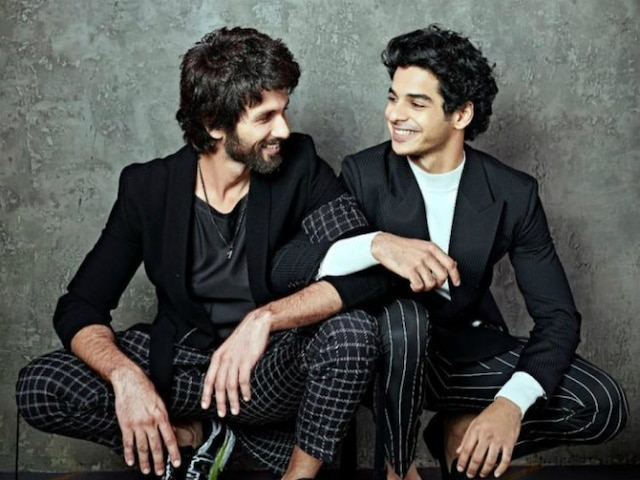 Shahid Kapoor To Brother Ishaan Khatter: Moment Between Action And Cut Is Yours
