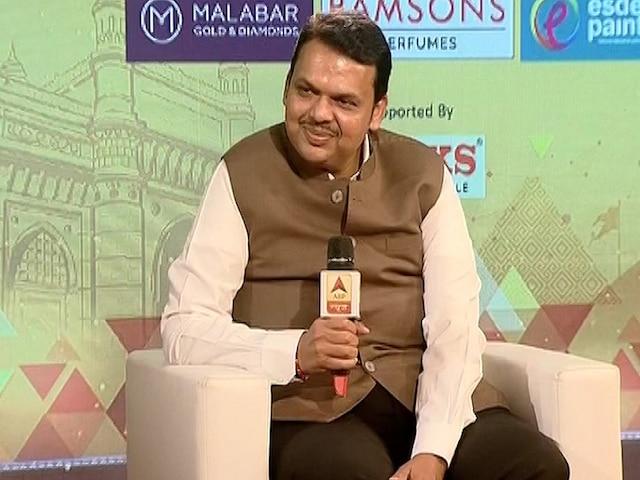 ABP Shikhar Sammelan: 'Next Maha CM From BJP, Sena Can Make Aaditya Thackeray Dy CM,' Says Fadnavis