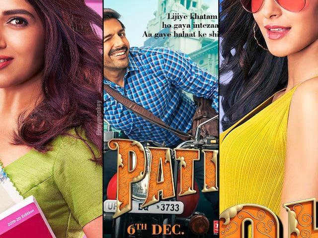 'Pati Patni Aur Woh': After Kartik Aaryan, Bhumi Pednekar and Ananya Panday share their first looks too!