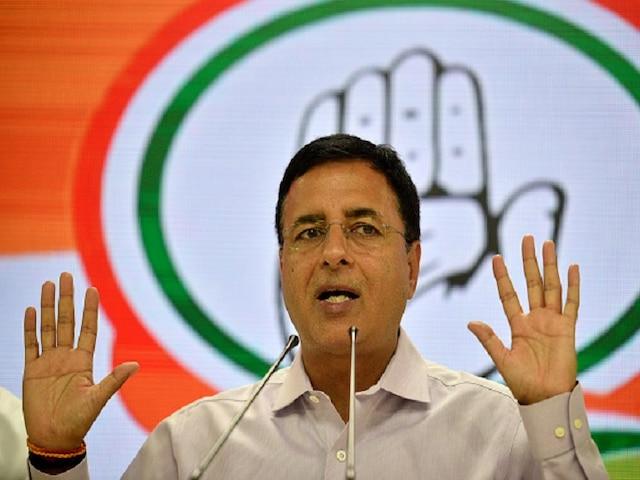 Haryana Election 2019: Randeep Surjewala Moves EC, Says Gangster's Kin Intimidating Voters