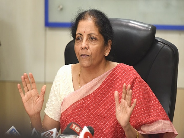 Nirmala Sitharaman Economic Slowdown: Banks Under Manmohan Singh, Raghuram Rajan