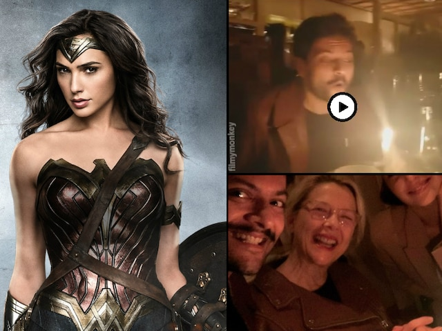 'Wonder Woman' actress Gal Gadot's birthday surprise for 'The Death On The Nile' Ali Fazal