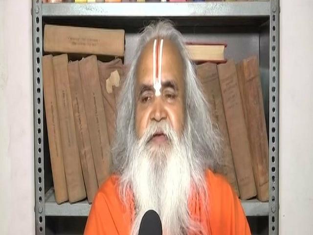 Ayodhya Hearing: Ram Vilas Vedanti Warns Rajeev Dhawan Of FIR For Tearing Pictorial Map In SC