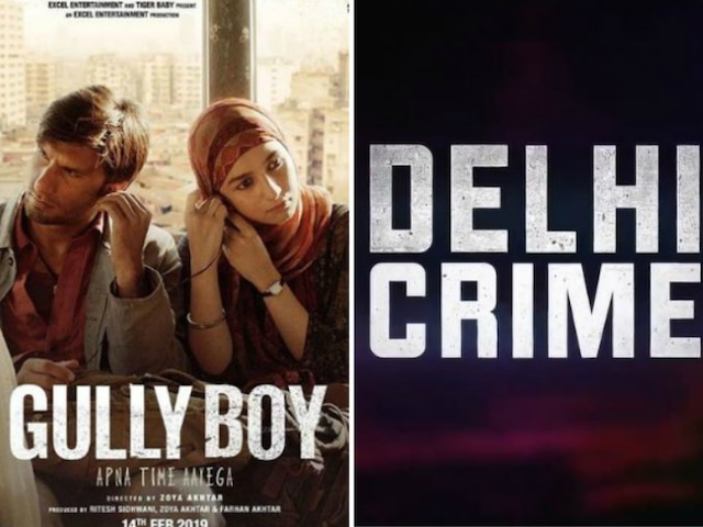 'Gully Boy,' 'Delhi Crime' win big at Asian Academy Creative Awards