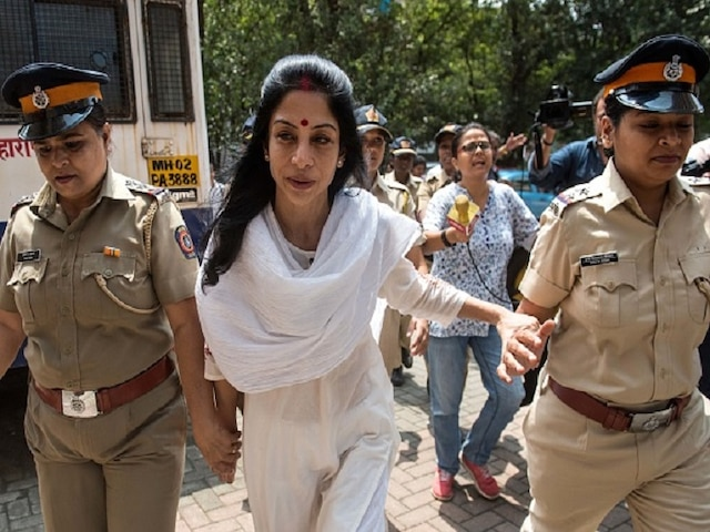 INX Media Case: Indrani Mukerjea Paid P Chidambaram Over Rs 35.5 Crore In Bribe, Says CBI Chargesheet