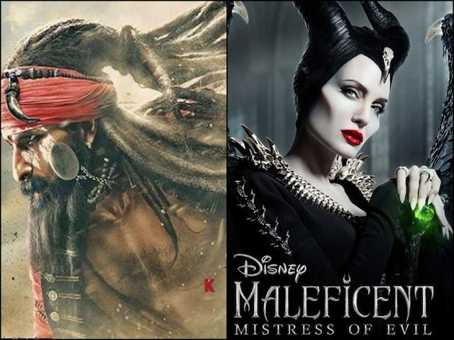 Box Office Collection Day 1: Saif Ali Khan Laal Kaptaan Vs Maleficent: Mistress of Evil Starring Angelina Jolie