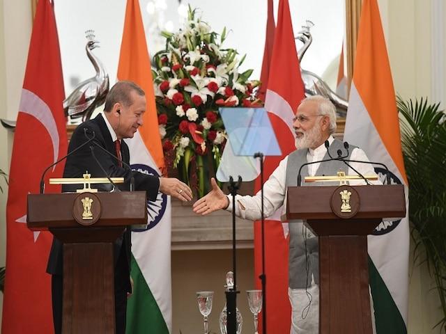 India Cancels Modi's Turkey Visit After Erdogan's Comments On Kashmir, Pakistan Backing