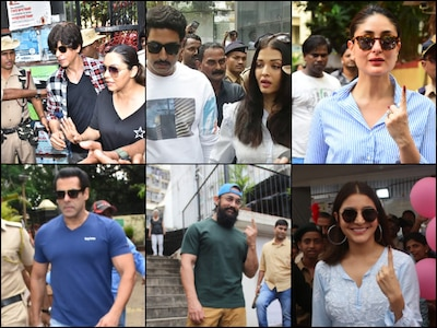 Maharashtra Assembly Elections 2019: SRK, Aamir, Salman & Other B'wood Celebs Cast Their Vote