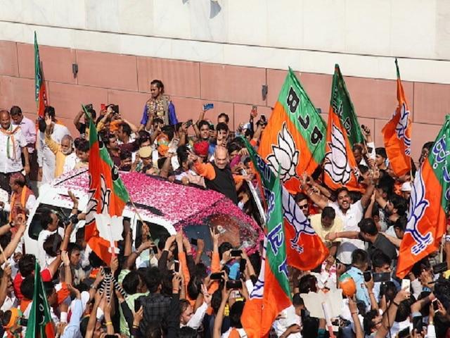Exit Polls Forecast Massive Win For BJP In Maharashtra, Haryana Assembly Elections
