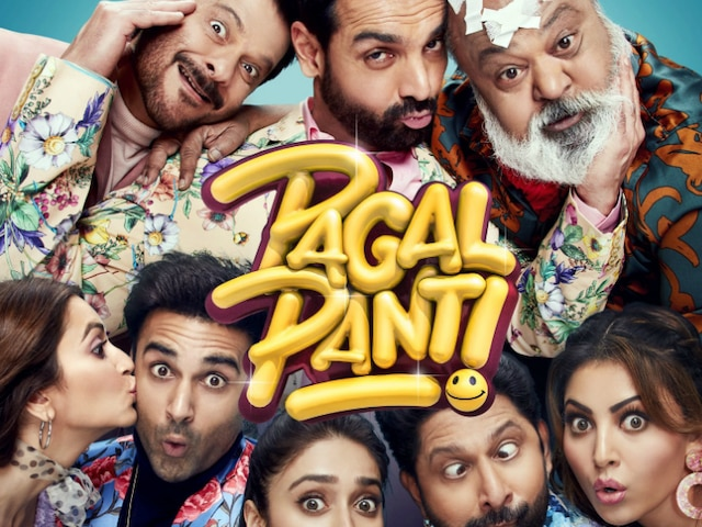 'Pagalpanti' trailer promises to be a laughter ride!