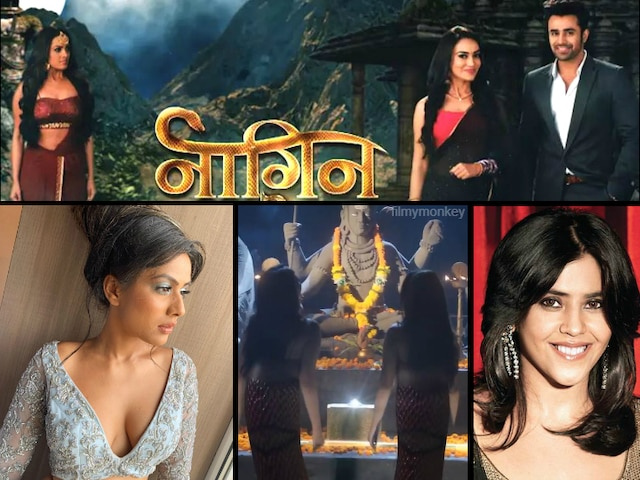 Naagin 4 - Bhagya Kaa Zehreela Khel: Ekta Kapoor finally reveals the name confirming it's Nia Sharma who will replace Surbhi Jyoti in Season 4
