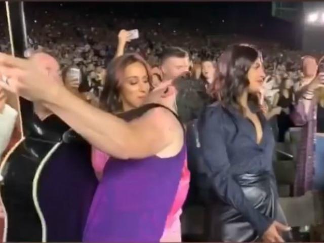 Priyanka Chopra, Nick Jonas' concert kiss goes viral, Fans dug up another similar lip lock video!