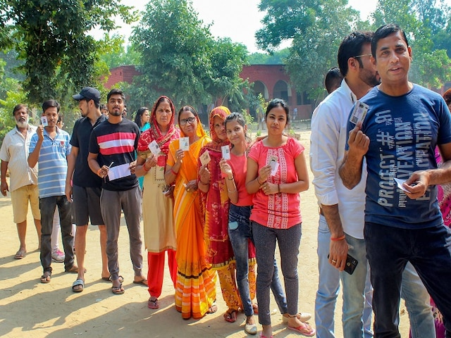 Haryana Assembly Elections: Re-Polling Underway In Five Booths