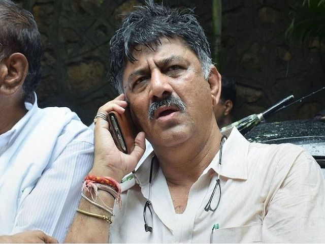 DK Shivakumar Granted Bail By Delhi High Court In Money Laundering Case