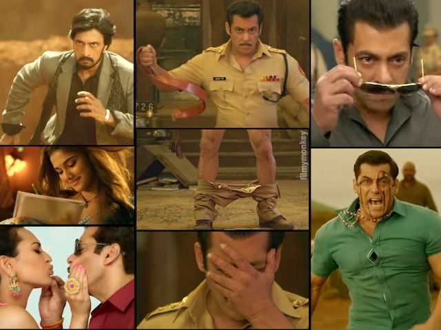 'Dabangg 3' Trailer: Salman Khan starrer is a story of present & past talking about what made 'Chulbul Pandey', Romances Saiee Manjrekar & Sonakshi Sinha