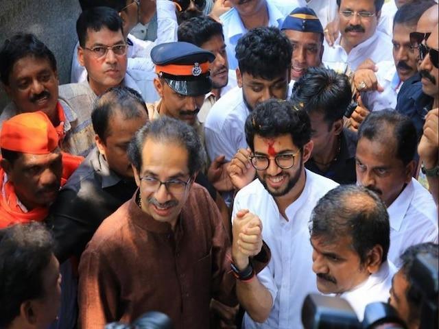 Maharashtra Elections 2019: Sena Debutant Aaditya Thackeray Takes Lead In Worli In Initial Trends