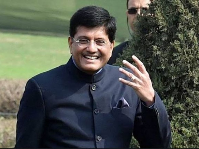 Piyush Goyal Lauds PM For 'Path Breaking Improvements' In India's Business Environment