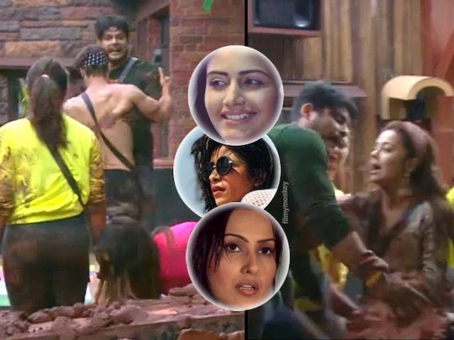 Bigg Boss 13: Surbhi Chandna believes Sidharth Shukla needs psychiatric help.. Kishwer Merchant, Kamya Punjabi, Dolly Bindra support Sidharth for his fights with the girls during saanp seedhi task while Bandgi Kalra bashes him