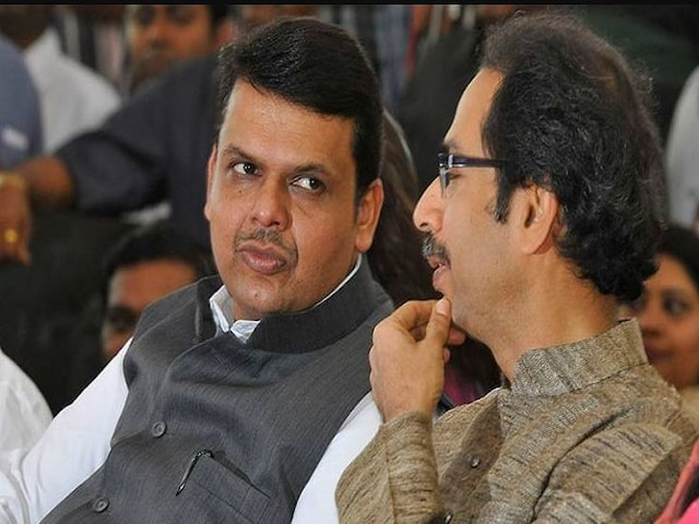 "'No Maha Janadesh This Time, People Of Maharashtra Do not Tolerate Arrogance,"" Sena Slams BJP"