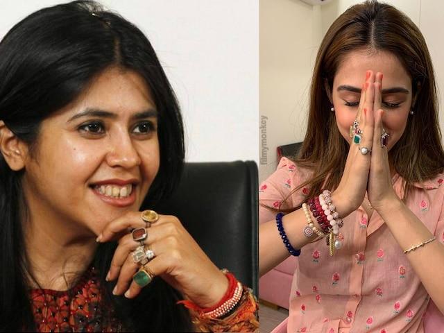 'Ktina' First Look: Disha Patani commences shooting for Ekta Kapoor's film, plays a superstitious Punjabi girl!