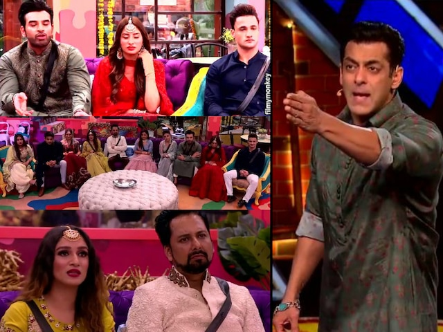 Bigg Boss 13: Salman Khan blasts Paras Chhabra over his