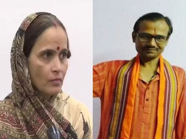 Kamlesh Tiwari's Wife, Kiran Tiwari Takes Over As The Hindu Samaj Party Cheif