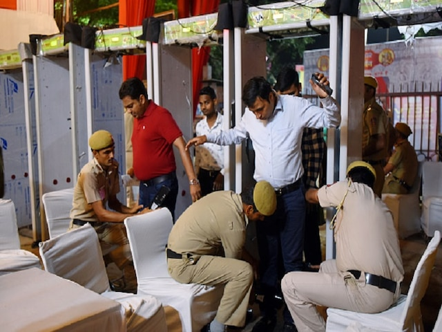 Security Beefed Up Across Delhi Ahead Of Diwali As Police Suspect JeM Terror Threat