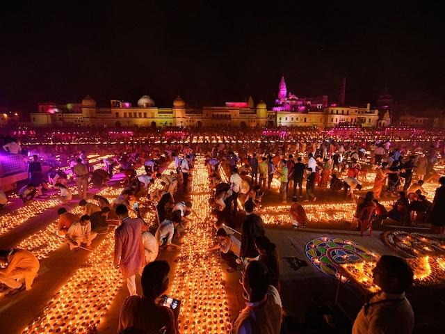 Diwali 2019: Ayodhya's Deepotsav finds place in Guinness World Records