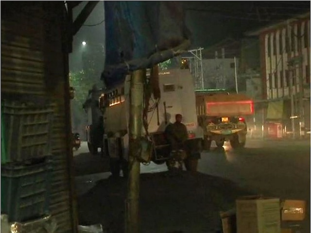 Jammu and Kashmir: Grenade attack on security forces on Diwali eve in Srinagar; 6 personnel injured