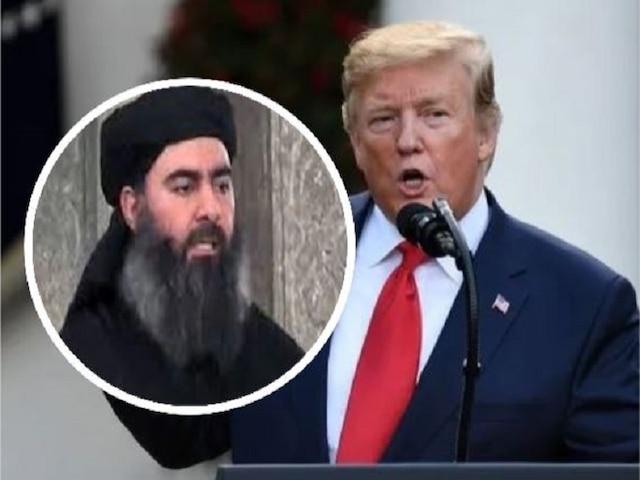 ISIS Leader Abu Bakr al-Baghdadi Killed In US Strike, Reports Claim; Trump Tweets