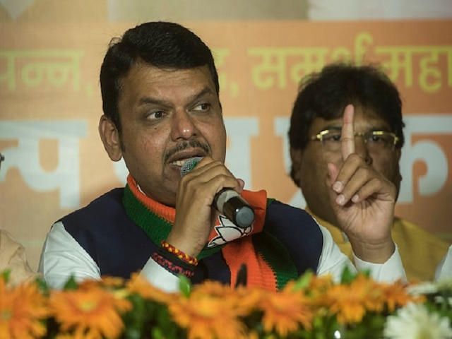 I Will Be The CM: Devendra Fadnavis Trashes Shiv Sena's 50:50 Demand On CM Post