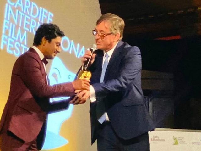 Nawazuddin Siddiqui wins big at 2019 Cardiff International Film Festival