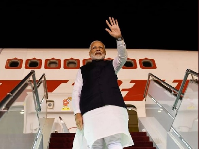 PM Modi Reaches India After Concluding Saudi Trip; Inks Strategic Partnership Council Agreement To Boost Ties