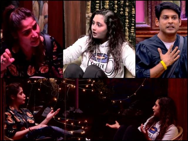 Bigg Boss 13: Arti Singh ACCUSES Rashami Desai Of LEAKING Her & Sidharth Shukla's Affair News (VIDEO)