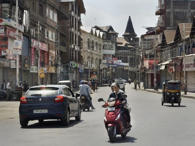 Jammu And Kashmir Will Cease To Be A State From Midnight, Two New UTs To Come Into Existence