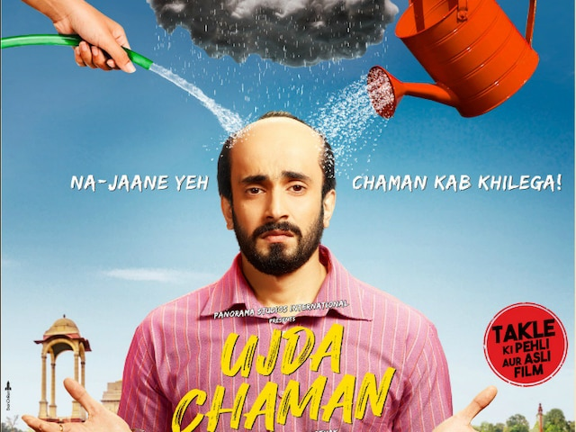 'Ujda Chaman' REVIEW: Humour hits a bald patch (Rating: **)
