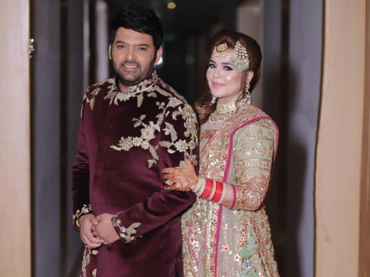 The Kapil Sharma Show Star Kapil Sharma Wife Ginni Chatrath Blessed With A Baby Girl