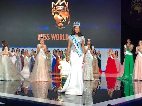 PICS: Jamaica's Toni-Ann Singh Wins 'Miss World 2019'; India's Suman Rao Bags Third Position!