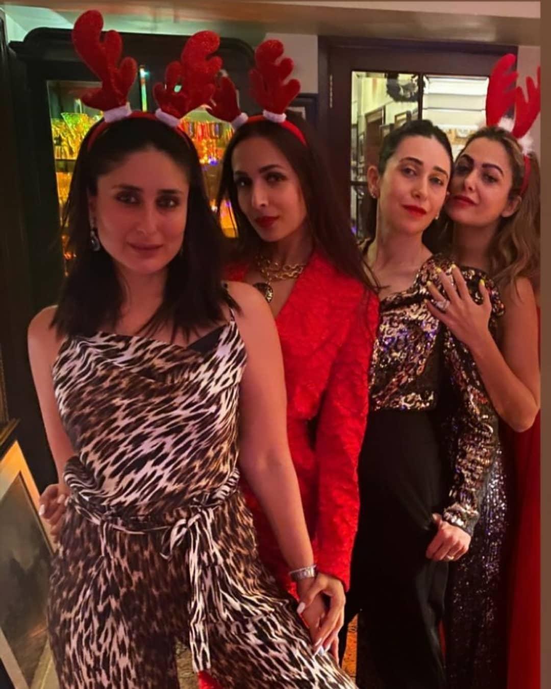 Christmas 2019: Ranbir Kapoor-Alia Bhatt, Sara Ali Khan-Ibrahim Ali Khan At Kareena  Kapoor Khan's Bash! See Pictures!