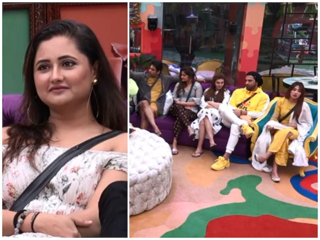Bigg Boss 13 Rashami Desai 5 Others Get Nominated For