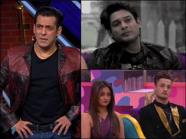 Bigg Boss 13 Salman Khan Lashes Out At Sidharth Shukla