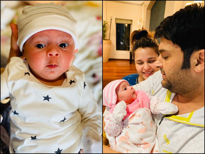 Kapil Sharma Finally Shares FIRST PICS Of Daughter Anayra Sharma