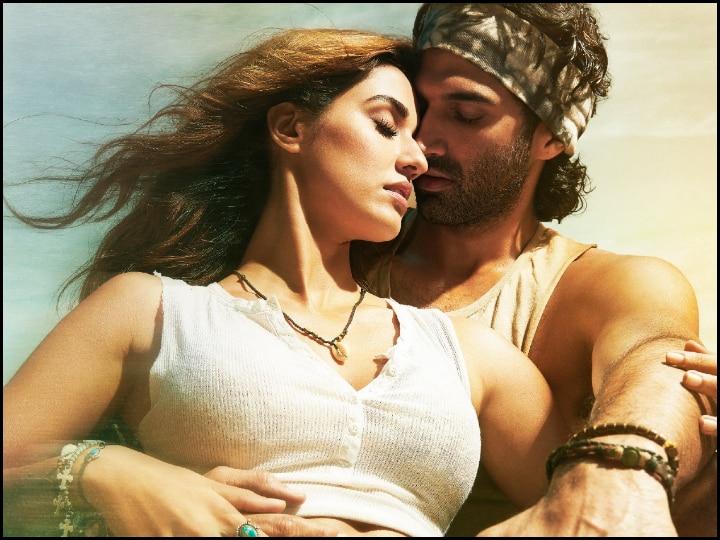 Malang Disha Patani Aditya Roy Kapoor Poster Of Humraah Song