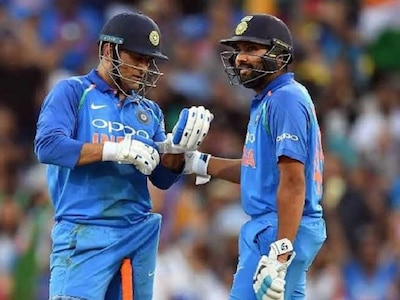 Rohit Sharma and MS Dhoni as Best Skipper Indian Cricket Team ...