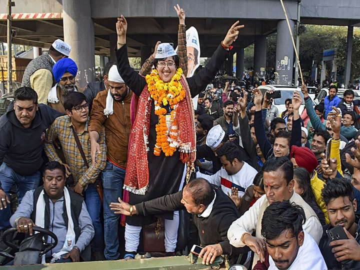 Delhi Election Results 2020 8 Women Candidates Win Assembly Polls