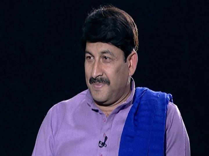 BJP MP Manoj Tiwari Responds To Allegations Of Flouting Social Distancing Norms As Kejriwal's AAP Attacks